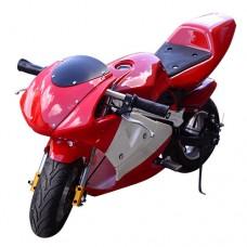 Детский мотоцикл PROFI HB-PSB 01-E-3 BMW, красный