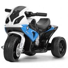 Детский мотоцикл Bambi JT 5188L-4 BMW, синий