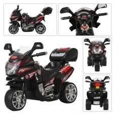 Детский мотоцикл Bambi M 0565 Honda, черный