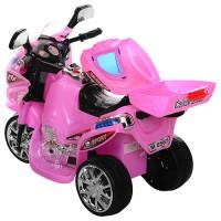 Детский мотоцикл Bambi M 0638 Honda, розовый