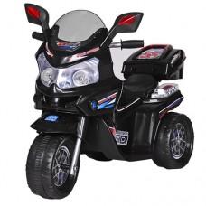 Детский мотоцикл Bambi M 3577-2, черный
