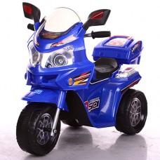 Детский мотоцикл Bambi M 3577-4, синий