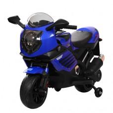 Детский мотоцикл Bambi M 3578 EL-4, синий
