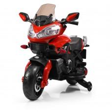 Детский мотоцикл Bambi M 3630 EL-3 BMW, красный
