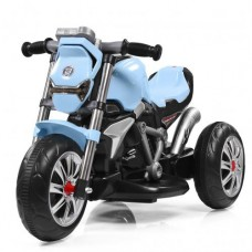 Детский мотоцикл Bambi M 3639-12 BMW, голубой