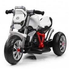 Детский мотоцикл Bambi M 3639-1 BMW, белый