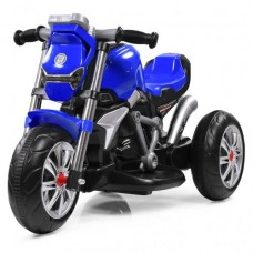Детский мотоцикл Bambi M 3639-4 BMW, синий