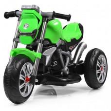 Детский мотоцикл Bambi M 3639-5 BMW, зеленый