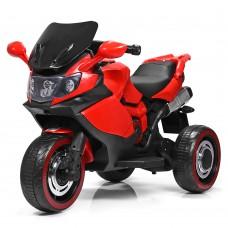Детский мотоцикл Bambi M 3680 L-3, красный
