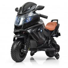 Детский мотоцикл Bambi M 3681 ALS-2 BMW, черный