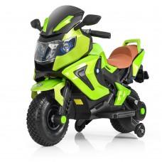 Детский мотоцикл Bambi M 3681 ALS-5 BMW, зеленый