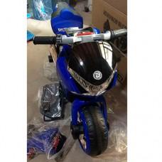 Детский мотоцикл Bambi M 3682-4 BMW, синий