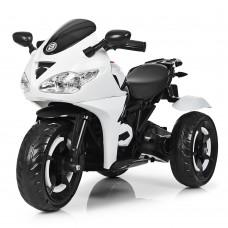 Детский мотоцикл Bambi M 3683 L-1 BMW, белый