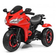 Детский мотоцикл Bambi M 3683 L-3 BMW, красный