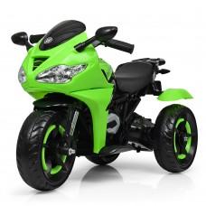 Детский мотоцикл Bambi M 3683 L-5 BMW, зеленый