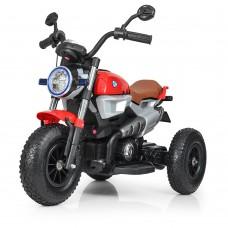 Детский мотоцикл Bambi M 3687 AL-3 BMW, красный