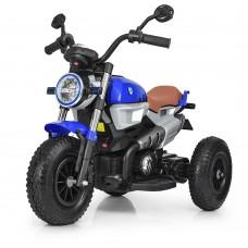 Детский мотоцикл Bambi M 3687 AL-4 BMW, синий
