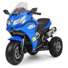 Детский мотоцикл Bambi M 3688 EL-4 BMW, синий