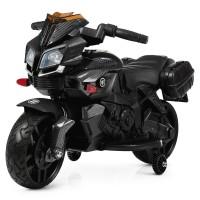 Детский мотоцикл Bambi M 3832 ELM-2 BMW, черный