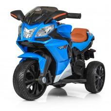 Детский мотоцикл Bambi M 3912 EL-4 BMW, синий
