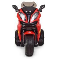 Детский мотоцикл Bambi M 3913 EL-3 BMW, красный