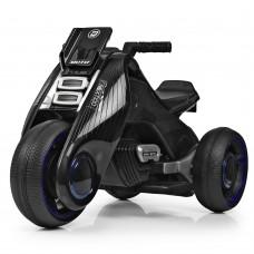 Детский мотоцикл Bambi M 3926-2, черный