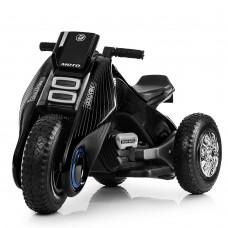 Детский мотоцикл Bambi M 3926A-2, черный