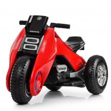 Детский мотоцикл Bambi M 3926A-3, красный