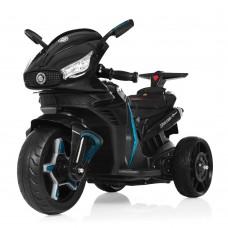 Детский мотоцикл Bambi M 3965 EL-2 BMW, черный
