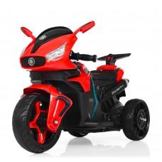 Детский мотоцикл Bambi M 3965 EL-3 BMW, красный