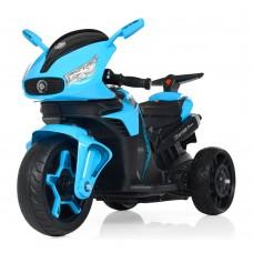 Детский мотоцикл Bambi M 3965 EL-4 BMW, синий