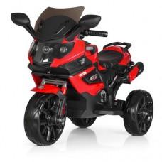 Детский мотоцикл Bambi M 3986 EL-3 BMW, красный