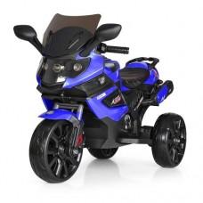 Детский мотоцикл Bambi M 3986 EL-4 BMW, синий