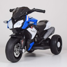 Детский мотоцикл Bambi M 3991 E-4, синий