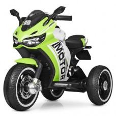 Детский мотоцикл Bambi M 4053 L-5 Ducati, зеленый