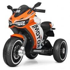 Детский мотоцикл Bambi M 4053 L-7 Ducati, оранжевый