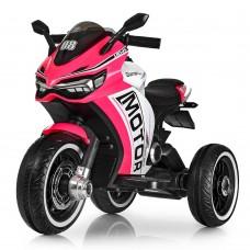 Детский мотоцикл Bambi M 4053 L-8 Ducati, розовый