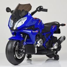 Детский мотоцикл Bambi M 4054-4 BMW, синий