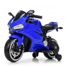Детский мотоцикл Bambi M 4104 EL-4 Ducati, синий