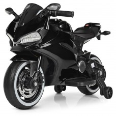 Детский мотоцикл Bambi M 4104 ELS-2 Ducati, черный