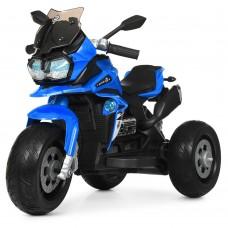 Детский мотоцикл Bambi M 4117 EL-4 BMW, синий