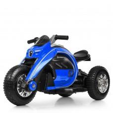 Детский мотоцикл Bambi M 4134 A-4, синий