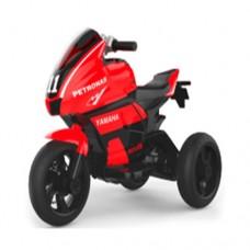 Детский мотоцикл Bambi M 4135 L-3 Yamaha, черно-красный