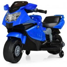 Детский мотоцикл Bambi M 4160-4 BMW, синий
