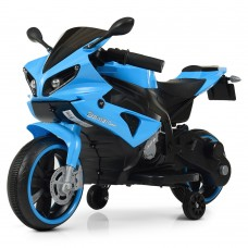 Детский мотоцикл Bambi M 4183-4 Yamaha R1, синий