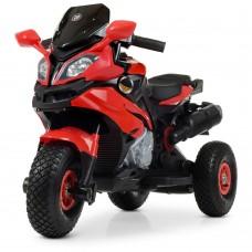 Детский мотоцикл Bambi M 4188 AL-3 BMW, красный