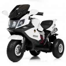 Детский мотоцикл Bambi M 4189 AL-1 BMW, белый