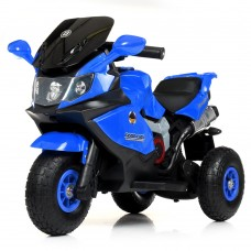 Детский мотоцикл Bambi M 4189 AL-4 BMW, синий