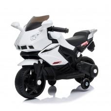 Детский мотоцикл Bambi M 4215-1 BMW, белый