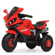 Детский мотоцикл Bambi M 4216 AL-3 BMW, красный
